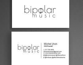 #69 cho BiPolar Music Logo & Business Card bởi yes321456