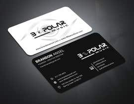 #131 cho BiPolar Music Logo & Business Card bởi tutol181