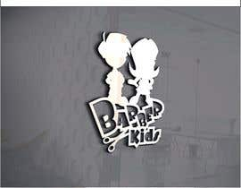#87 for Logo for hair salon for kids by pherval