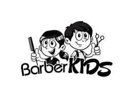 #21 cho Logo for hair salon for kids bởi jakirhossenn9