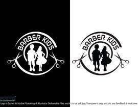 #73 cho Logo for hair salon for kids bởi mdselimmiah