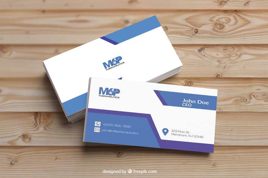 Konkurrenceindlæg #119 for Design a Cool Business Card