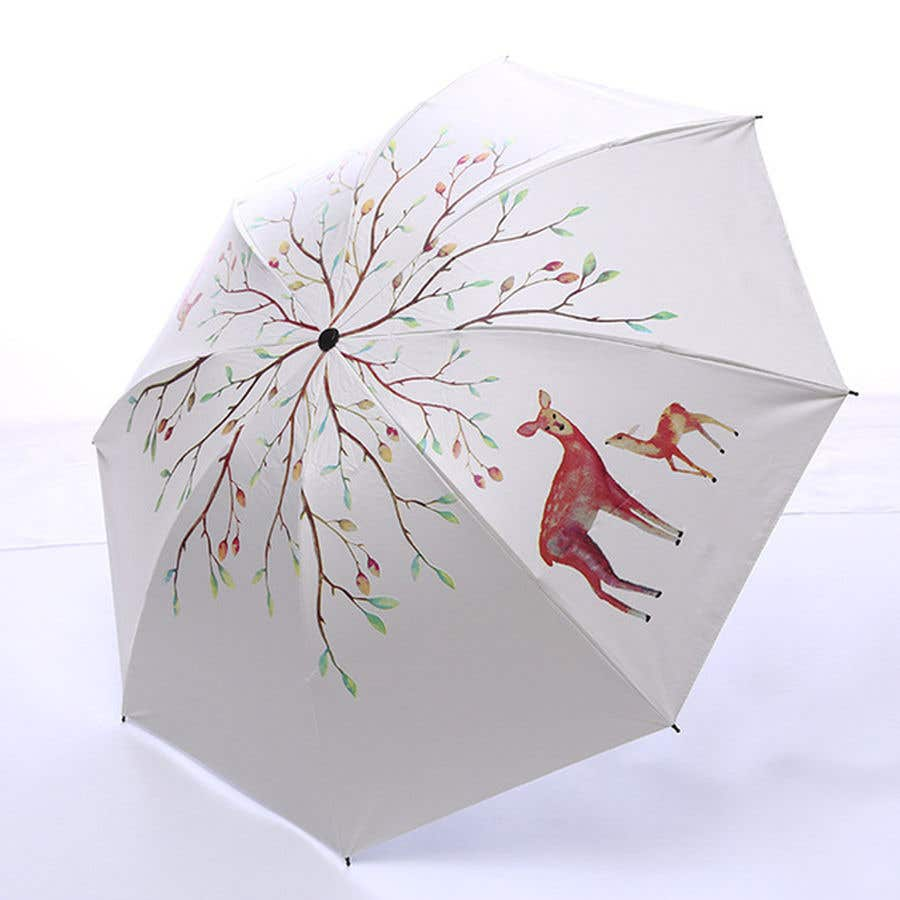 Proposition n°103 du concours need for a pattern design for the umbrella in the attached photo