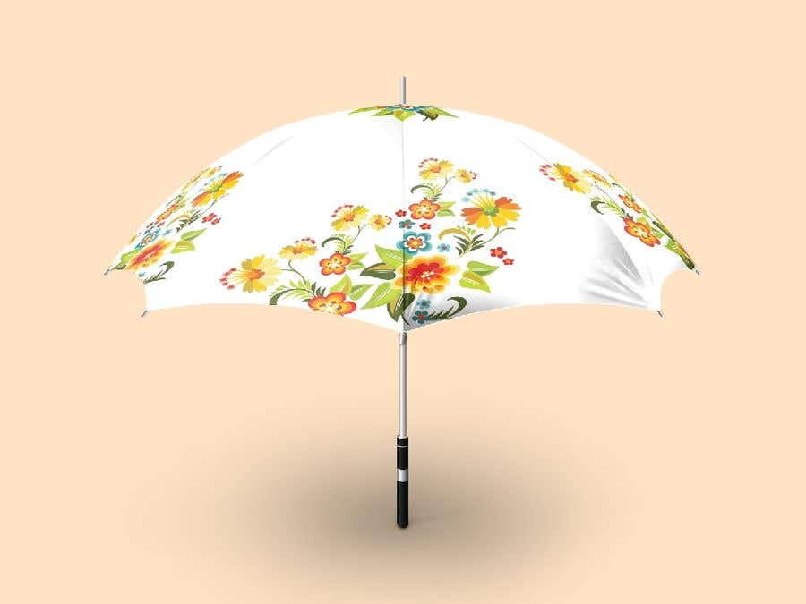 Proposition n°94 du concours need for a pattern design for the umbrella in the attached photo