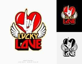 Nro 147 kilpailuun Logo für Lucky Love Bar käyttäjältä reyryu19