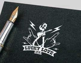 Nro 166 kilpailuun Logo für Lucky Love Bar käyttäjältä Rezaul420