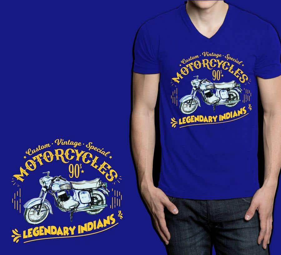 Penyertaan Peraduan #78 untuk T-shirt designs