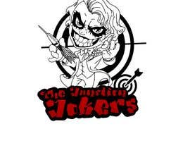 #15 for Illustrate a Joker Logo with dartboard by berragzakariae