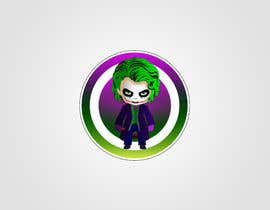 #2 for Illustrate a Joker Logo with dartboard by irfannosh
