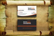 Graphic Design Kilpailutyö #323 kilpailuun Re-Design a Business Card for a Website & App Development Company