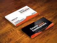 Graphic Design Kilpailutyö #37 kilpailuun Re-Design a Business Card for a Website & App Development Company