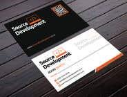 Graphic Design Inscrição do Concurso Nº122 para Re-Design a Business Card for a Website & App Development Company
