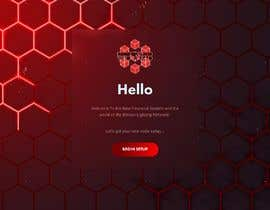 #6 for Design a stunning modern/illustrative/classic landing page by svetanos