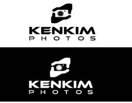 "#157 для I need a logo for my photography page. The logo will be written as ""KenKimPhotos"", not really looking for a particular design but something that will catch my eyes. It's simple best catchy design wins, if it's reallllly great, I'll increase the budget - 2 от azharul128"