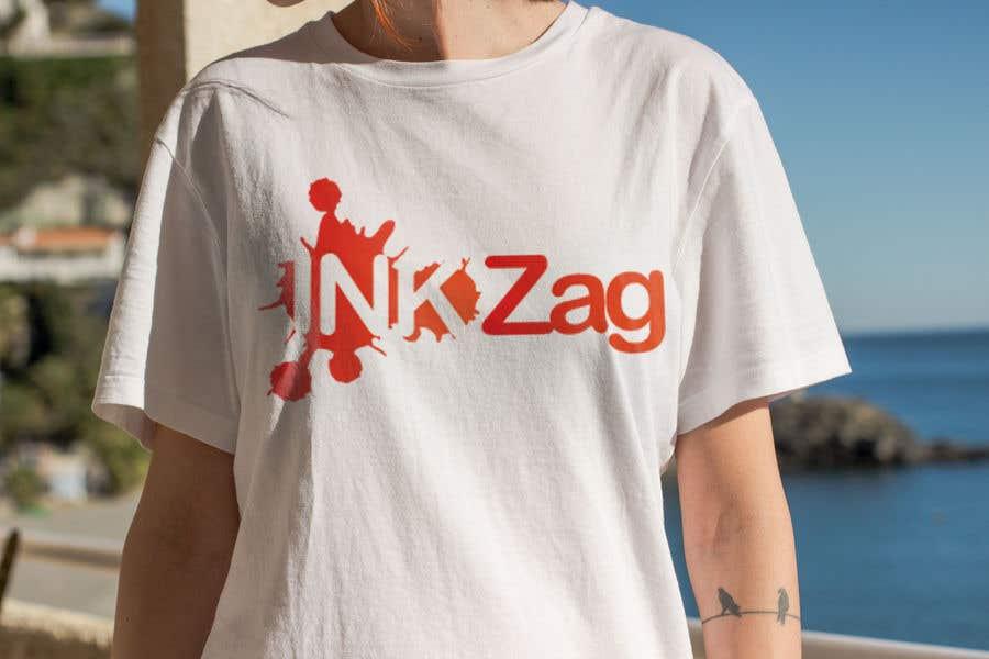 Penyertaan Peraduan #128 untuk Create Logo for T-Shirt Printing Company