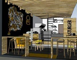 #23 untuk Interior design For 2nd Branch Shop oleh arqfernandezr