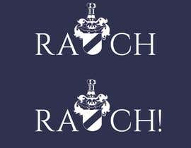 #40 cho Highres Logo - Rauch bởi brandkry