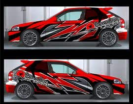 #23 для Race Car Wrap Design - 23/04/2019 08:42 EDT от monstersox