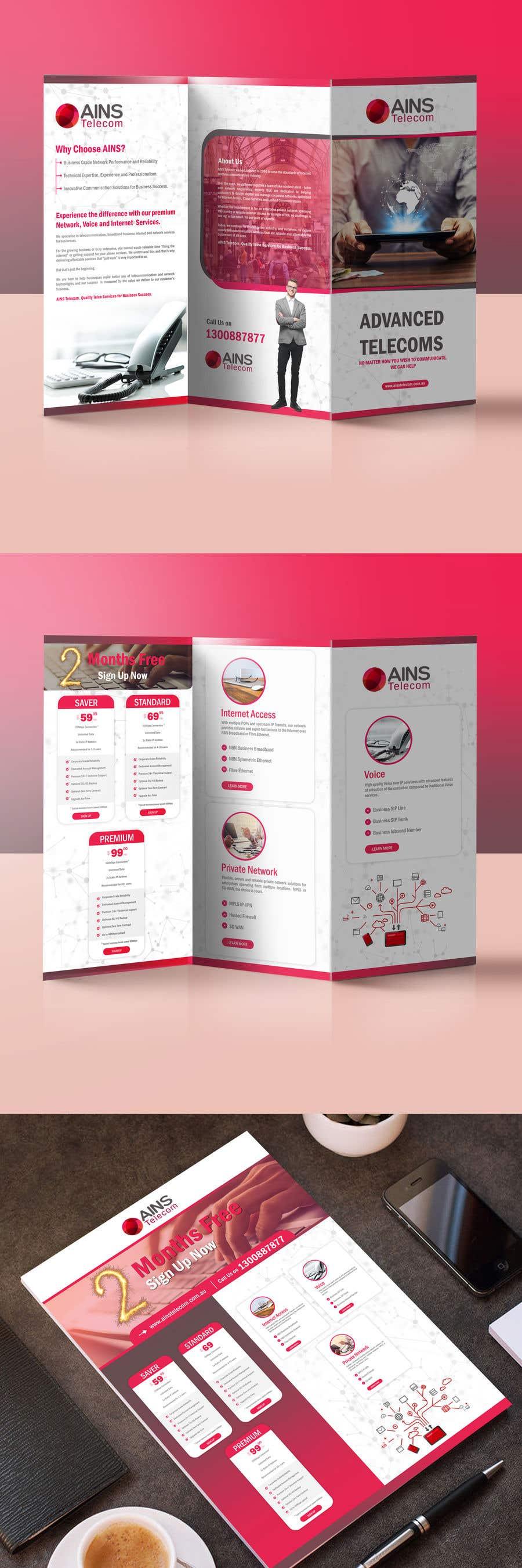 Konkurrenceindlæg #24 for Marketing Collateral Design