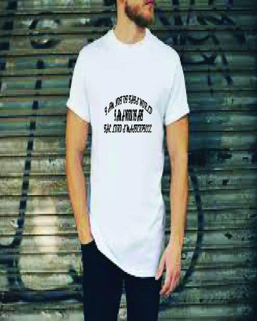 Penyertaan Peraduan #1 untuk create an awesome t shirt design for my merch