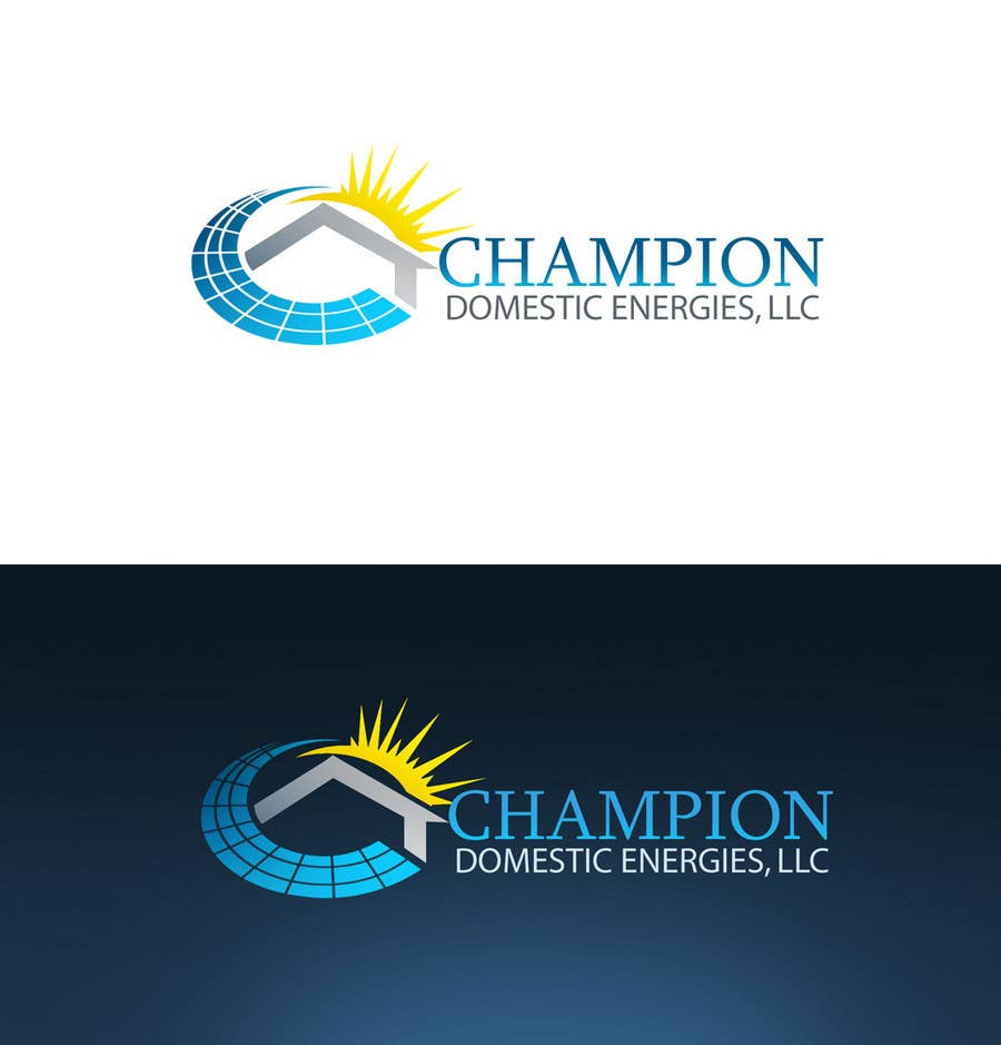 #25 for Logo Design for Champion Domestic Energies, LLC by pinky