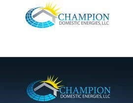 #25 pentru Logo Design for Champion Domestic Energies, LLC de către pinky