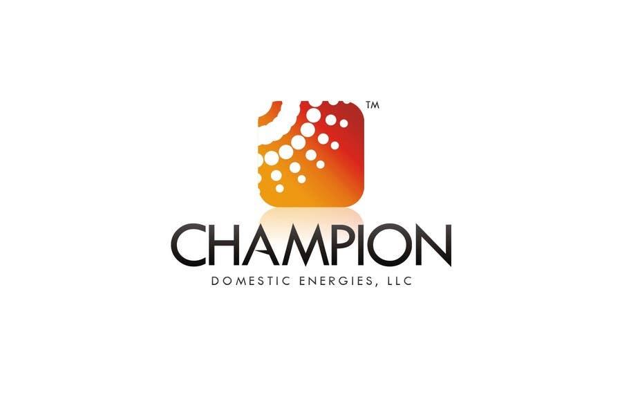 Конкурсная заявка №124 для Logo Design for Champion Domestic Energies, LLC