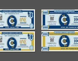 #18 для Make a design for the paper money bills for a cryptocurrency (BitCash Dollar) от cjsevilleja