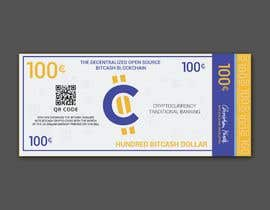 #22 для Make a design for the paper money bills for a cryptocurrency (BitCash Dollar) от cjsevilleja