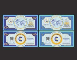 #43 для Make a design for the paper money bills for a cryptocurrency (BitCash Dollar) от cjsevilleja