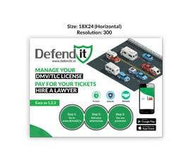 #147 para Car magnet poster design por Rajib1688