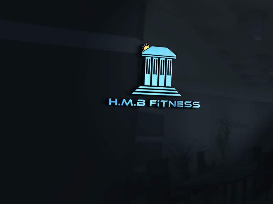 Kilpailutyö #65 kilpailussa H.M.B Fitness logo
