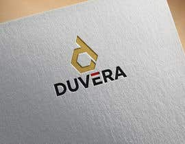 #42 для Company name is Duvera. I need a contemporary and minimalist logo designed. We are looking to use a white, gold, and red color scheme. от abrarbrian