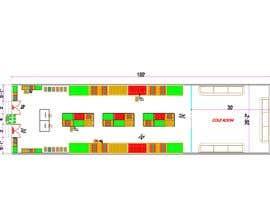 #33 for Design a 3D Fruit Grocery and Cold Room Storage plus a 2D Floor plan af lizamim
