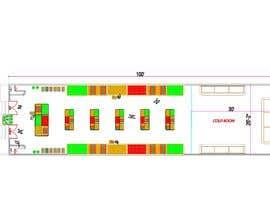 #35 for Design a 3D Fruit Grocery and Cold Room Storage plus a 2D Floor plan af lizamim