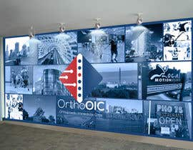 Nro 72 kilpailuun Medical office Wall collage mural käyttäjältä rajasekaran1753