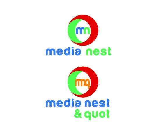 Kilpailutyö #36 kilpailussa Create Logo for Media Advertising Company.