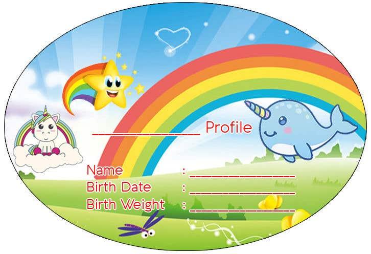 Kilpailutyö #5 kilpailussa Need a cute Stickers Design