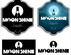 #23 for Moonshine Liquor Label af creativesanj