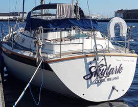#48 for Boat Decal Name Design af saurov2012urov