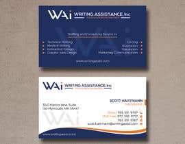 Nro 639 kilpailuun New Business Card Design käyttäjältä sabuj092