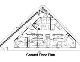 #38 for Floor Plan needed for a student residence af arcstar