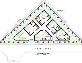 #50 for Floor Plan needed for a student residence af Arshad1Pervez