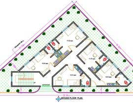 #56 for Floor Plan needed for a student residence af Arshad1Pervez
