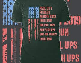 #18 for Murph 2019 Tee by hasembd