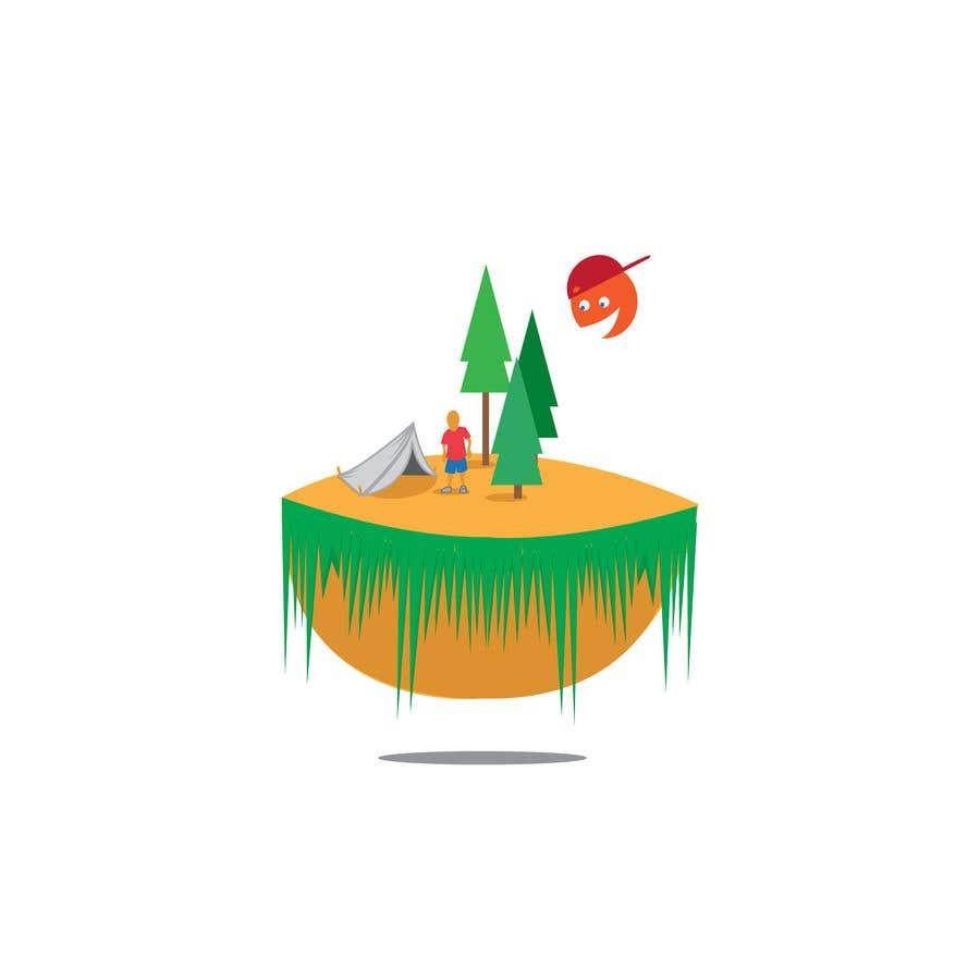 Inscrição nº 12 do Concurso para Logo for children activities search