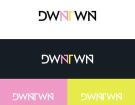 #56 untuk Diseño de logo dwntwn oleh alenhr