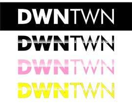 #71 untuk Diseño de logo dwntwn oleh Sico66