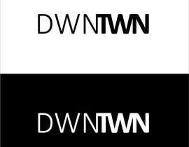 #89 untuk Diseño de logo dwntwn oleh BEdesign19