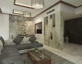 #64 untuk Need an Interior Designer to 3D render a living room oleh info7SCS